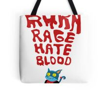 Dex Starr is my Kitty Cat Tote Bag