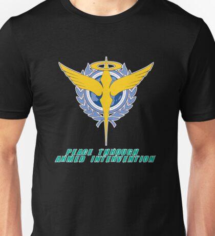 Armed Intervention Unisex T-Shirt
