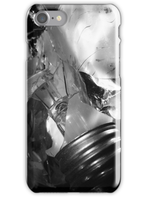 Rage iPhone by Margaret Bryant