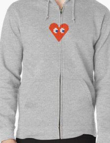 Pixelated Heart T-Shirt