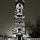 Temple Architecture India by spectramynd