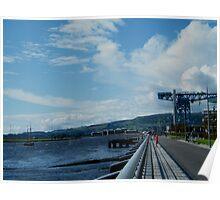 The River Clyde Poster
