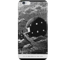 Vintage Sci Fi Space Travel iPhone Case/Skin