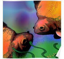 Nature. Fish Poster