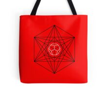 Dodecahedron special Tote Bag
