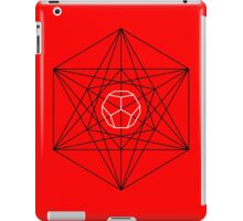 Dodecahedron special iPad Case/Skin