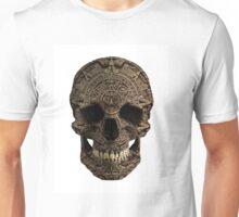 Mayan Skull Unisex T-Shirt