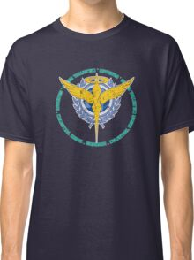 Celestial Being - Distressed Classic T-Shirt