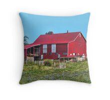 Middletown Barn Throw Pillow