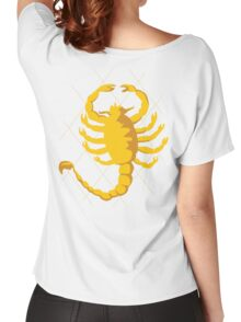 Drive_Scorpion Women's Relaxed Fit T-Shirt
