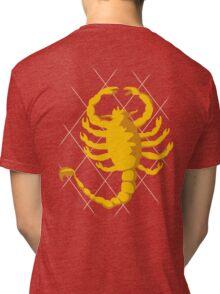 Drive_Scorpion Tri-blend T-Shirt