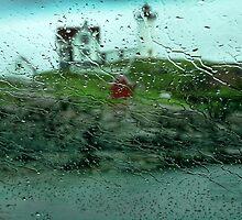 The Rain In Maine by Carolyn  Fletcher