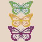 Butterflies by SlushyCheese