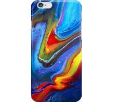"""""""BLUE HORIZON"""" iPhone Case/Skin"""