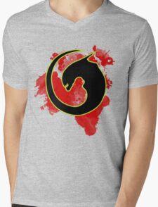 Xenomorph Mens V-Neck T-Shirt