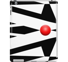 Red Ball 26 iPad Case/Skin