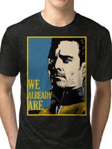 X-Men First Class: Erik Lensherr Tri-blend T-Shirt