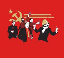 Communist Party by samnoval