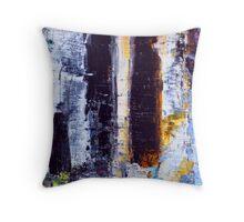 Abstraktes Bild 42 Throw Pillow