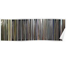Moviebarcode: Manufactured Landscapes (2006) Poster