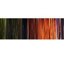 Moviebarcode: Sequence from Toy Story 3 (2010) Photographic Print