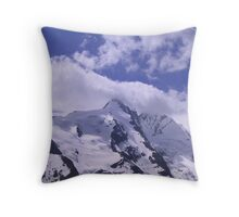 Austria, Grossglockner Throw Pillow