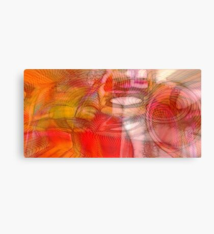 Waves of Desire Canvas Print