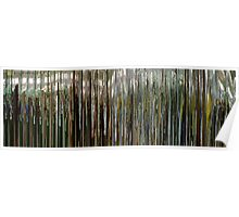 Moviebarcode: Sequence from Manufactured Landscapes (2006) Poster