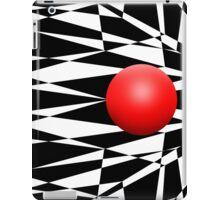 Red Ball 17 iPad Case/Skin