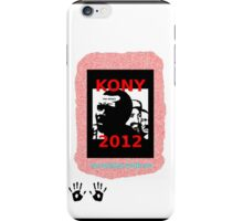 KONY 2012 Stop the Madness iPhone Case/Skin