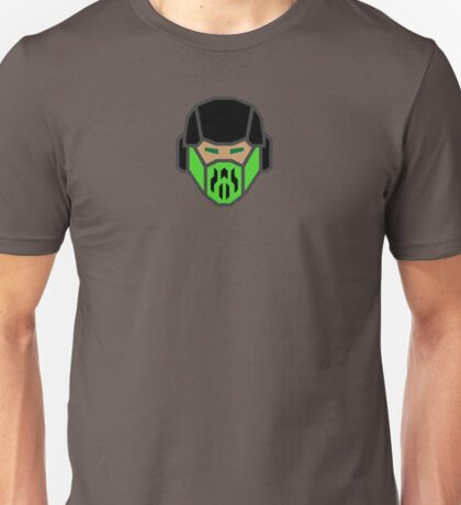 MK Ninjabot Reptile Unisex T-Shirt