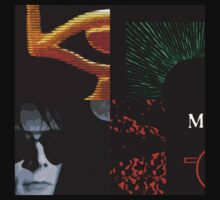 The Sisters Of Mercy Vinyl Lust Pop Art by PheromoneFiend