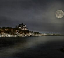 Seaview Moon by Robin-Lee