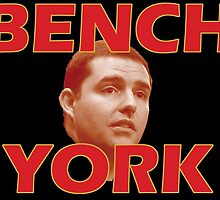 Bench York by edesee