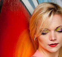 Amber Graffiti by MattReeves