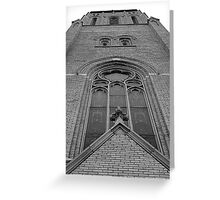 It's a long way  to the top  Greeting Card
