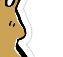 the egg Sticker