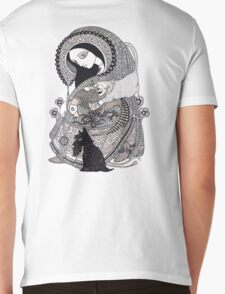 The Crone Tee Mens V-Neck T-Shirt