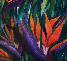 Bird of Paradise by Anita Wann