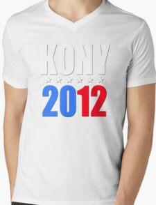 Kony 2012 Mens V-Neck T-Shirt