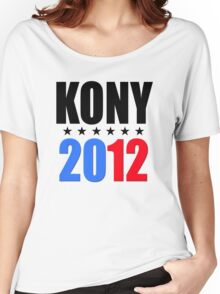 Kony 2012 Women's Relaxed Fit T-Shirt