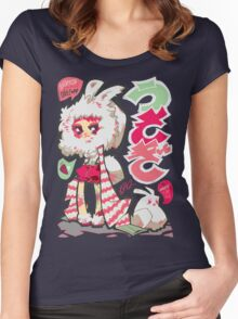 usagi Women's Fitted Scoop T-Shirt