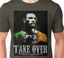 "Conor McGregor ""Take Over"" Unisex T-Shirt"