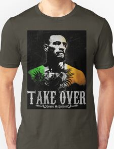 """Conor McGregor """"Take Over"""" T-Shirt"""