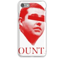 Not Accountable iPhone Case/Skin