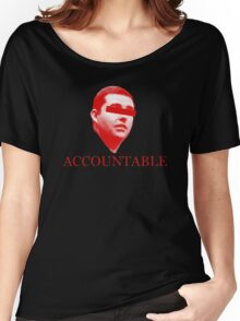 Not Accountable Women's Relaxed Fit T-Shirt