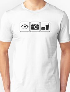 I Photograph Food T-Shirt