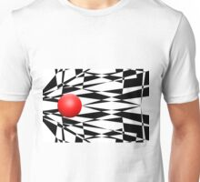 Red Ball 18 Unisex T-Shirt