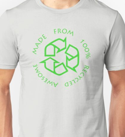 Recycled Awesome T-Shirt