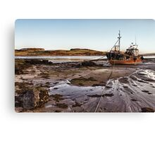 Ross Bay Dawn Canvas Print